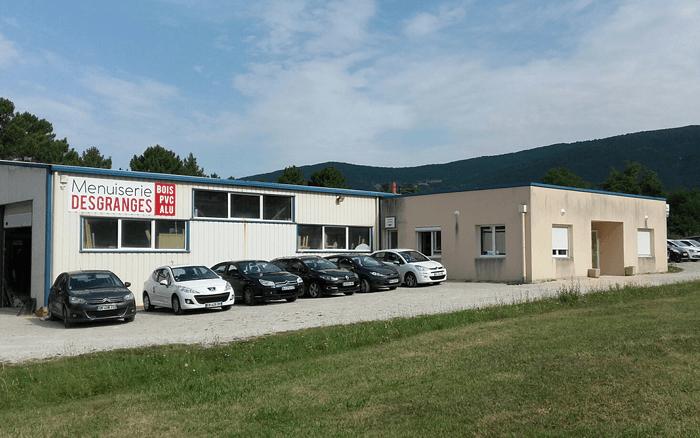 entreprise menuiserie Desgranges à Dieulefit en Drôme près de Montélimar
