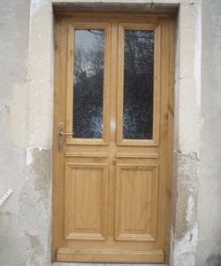 menuisier fabricant huisserie porte française