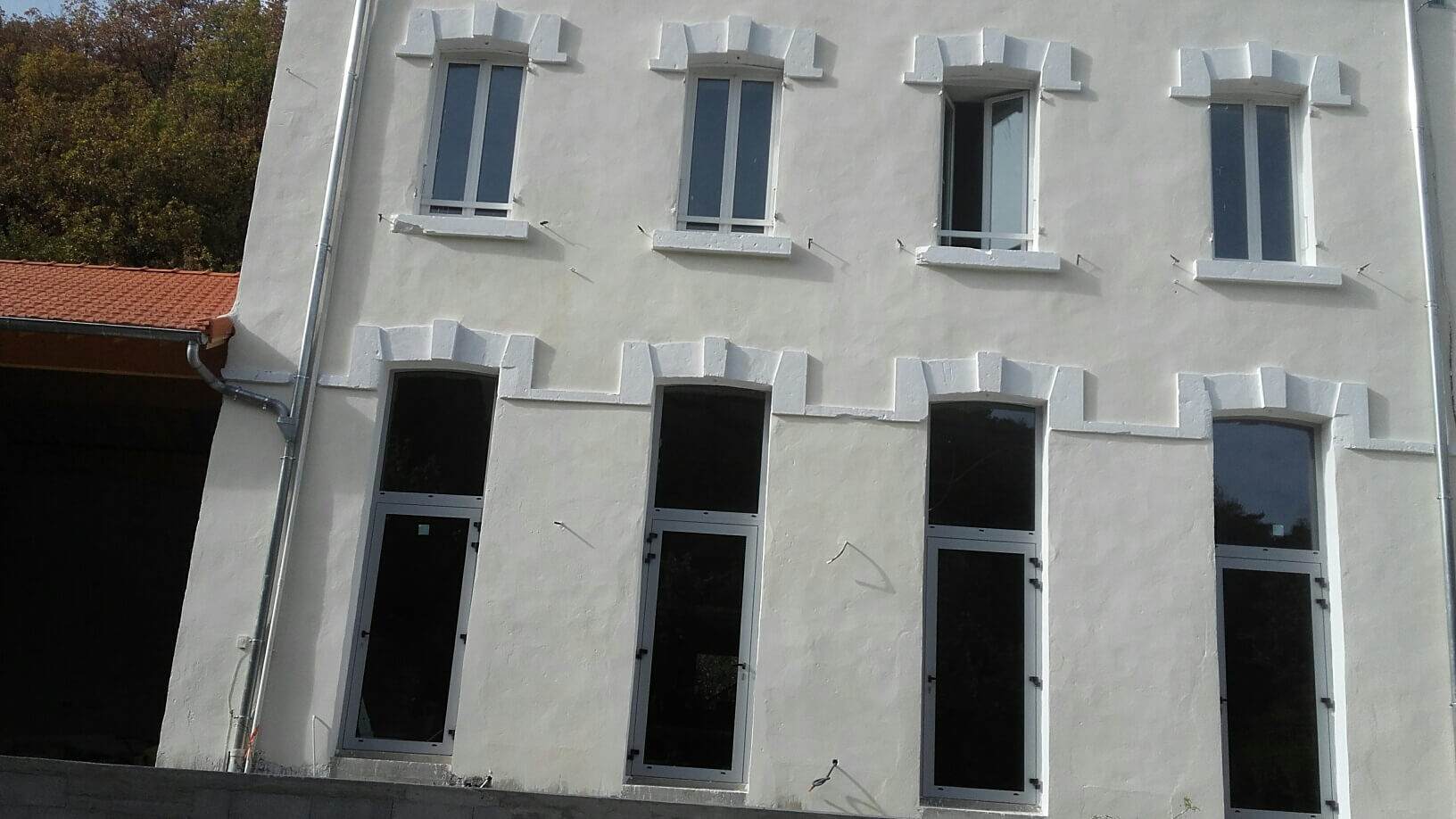 Portes & fenêtres facade Lyon