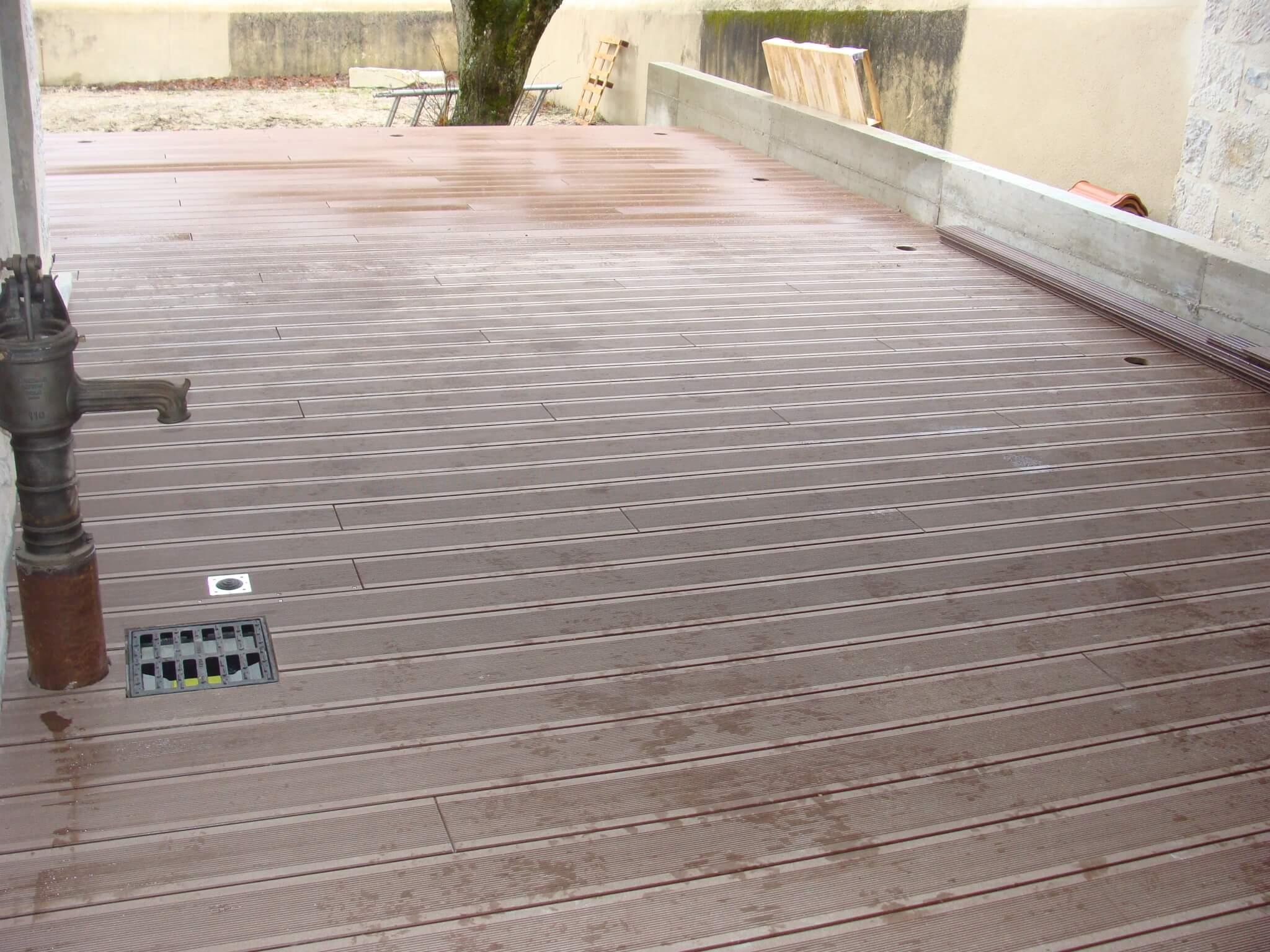 Terrasse Dieulefit