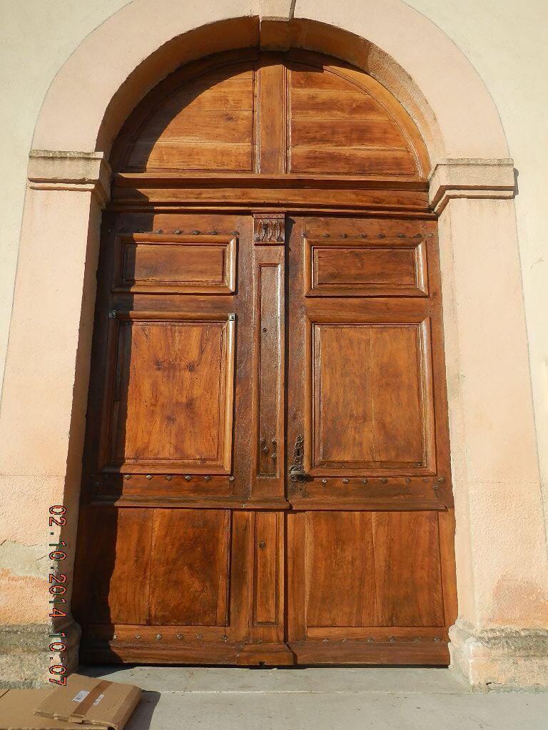 Porte cour Dieulefit