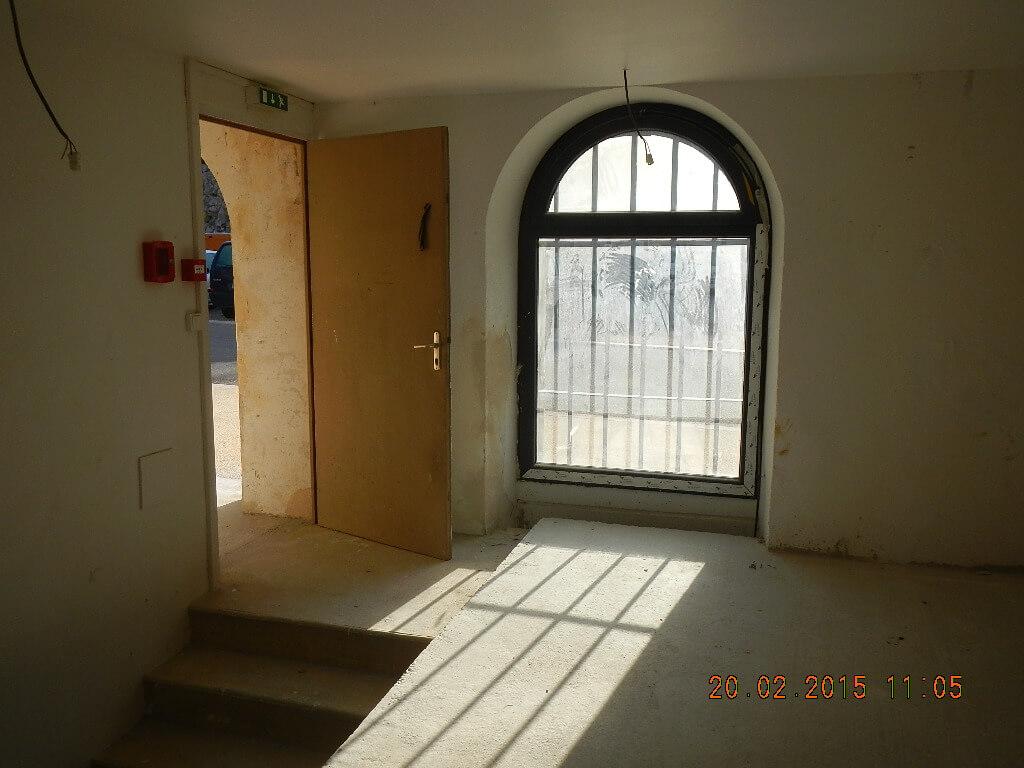 Fenêtre voute Montélimar