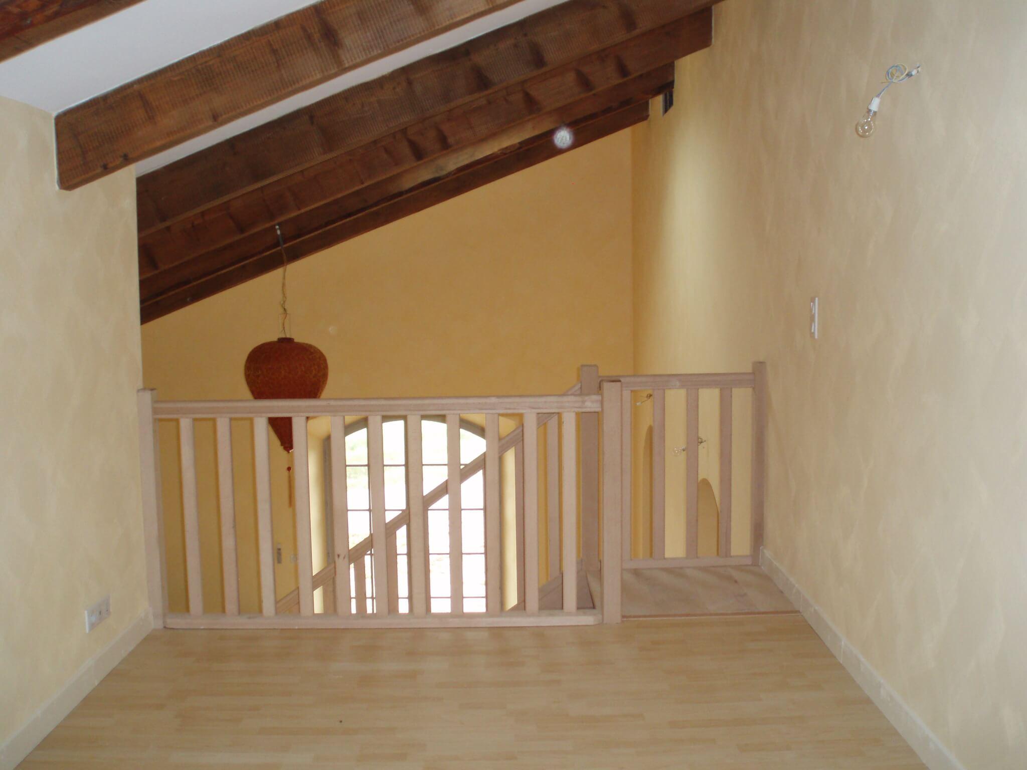 Rambarde mezzanine Montélimar