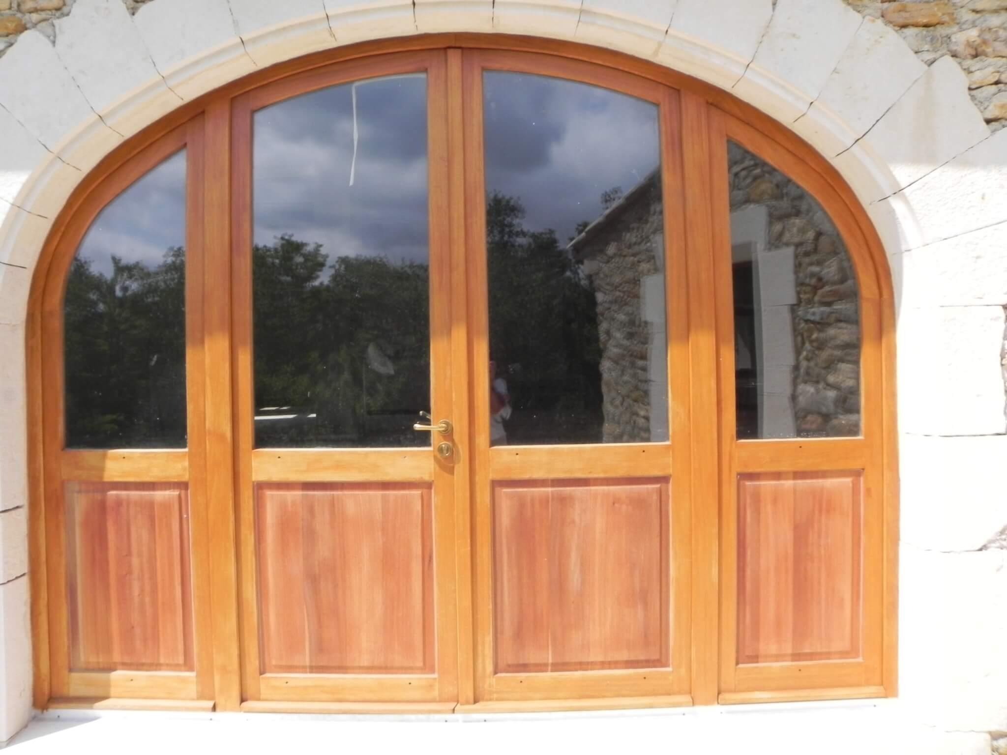 Panneaux porte fenêtre Privas
