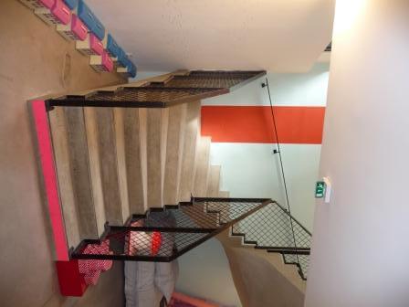 Escalier angle Valence