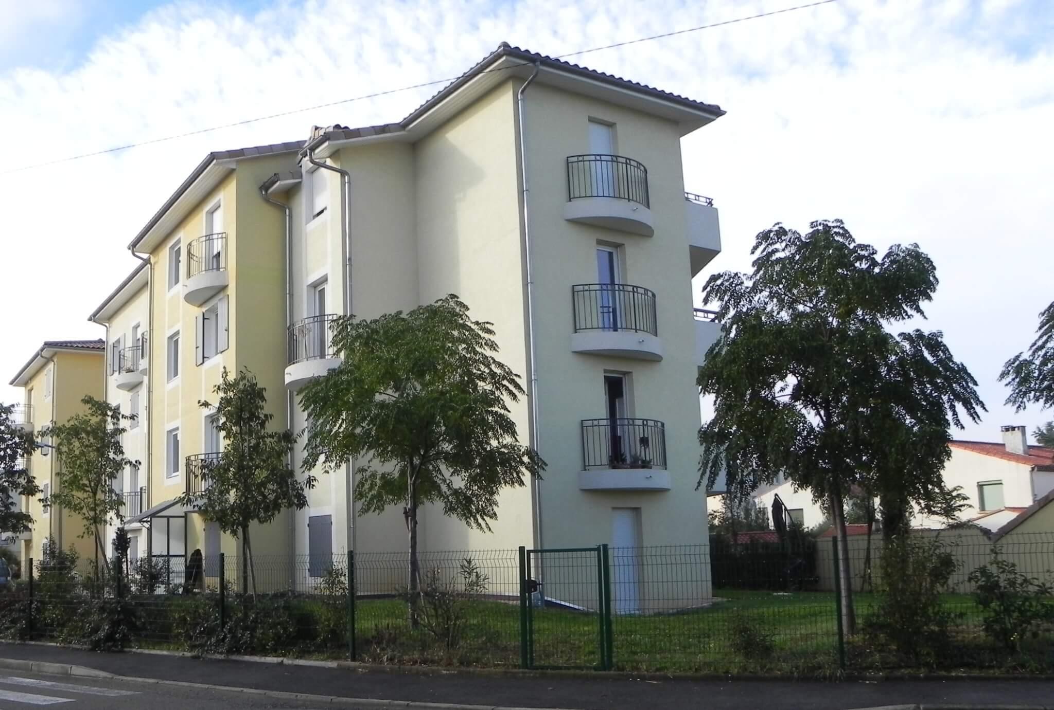 Facade Pierrelatte